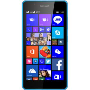 Microsoft Lumia 540 Dual SIM secret codes