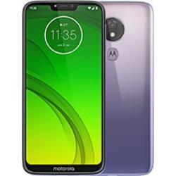 Motorola Moto G7 Power secret codes