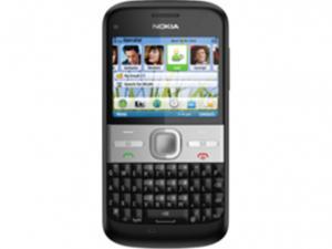 Nokia E5-00 secret codes