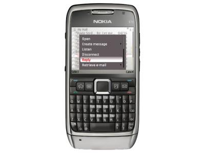 Nokia E71 secret codes