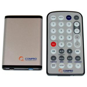 Compro VideoMate U900 Computer TV Tuner Specifications