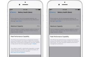 Apple outs iOS 11.3 with Battery Health tool, tvOS 11.3