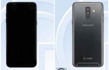 Samsung Galaxy A6+ TENAA listing reveals 6-inch display
