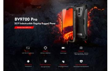 Blackview BV9700 Pro is a battery beast while gaming